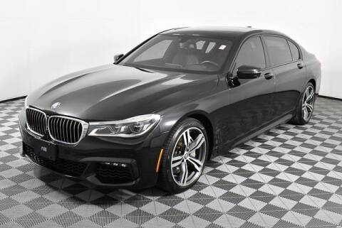 2016 BMW 7 Series for sale at CU Carfinders in Norcross GA