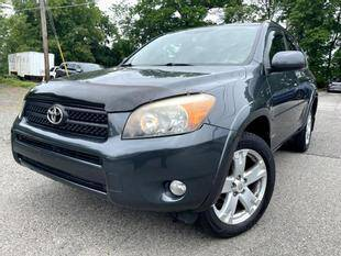 2006 Toyota RAV4 for sale at Rockland Automall - Rockland Motors in West Nyack NY