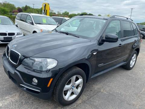 2009 BMW X5 for sale at Auto Tech Car Sales and Leasing in Saint Paul MN