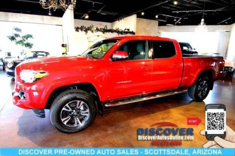 2019 Toyota Tacoma for sale at Discover Pre-Owned Auto Sales in Scottsdale AZ
