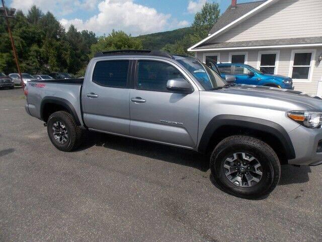 2021 Toyota Tacoma for sale at Bachettis Auto Sales in Sheffield MA