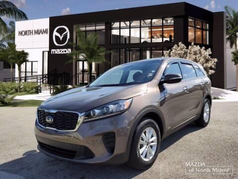 2020 Kia Sorento for sale at Mazda of North Miami in Miami FL
