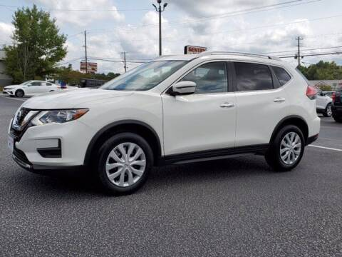 2017 Nissan Rogue for sale at Gentry & Ware Motor Co. in Opelika AL