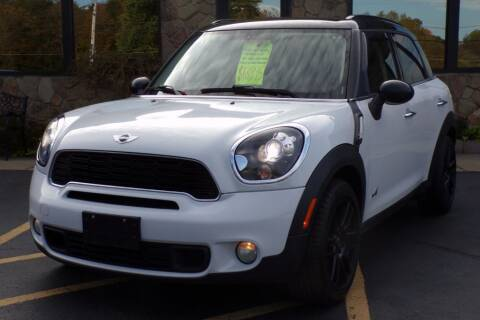 2014 MINI Countryman for sale at Rogos Auto Sales in Brockway PA
