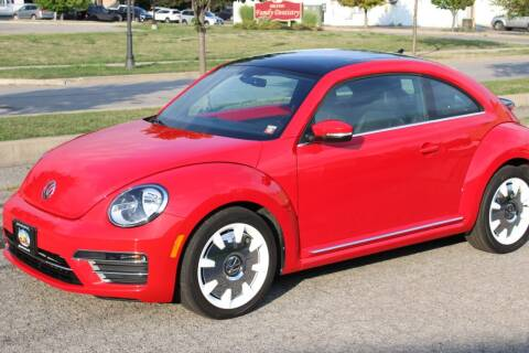 2019 Volkswagen Beetle for sale at Great Lakes Classic Cars & Detail Shop in Hilton NY