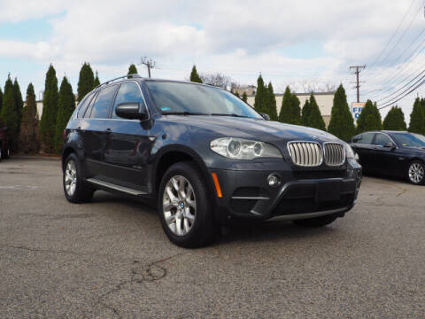 2013 BMW X5 for sale at East Providence Auto Sales in East Providence RI