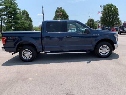 2015 Ford F-150 for sale at St. Louis Used Cars in Ellisville MO