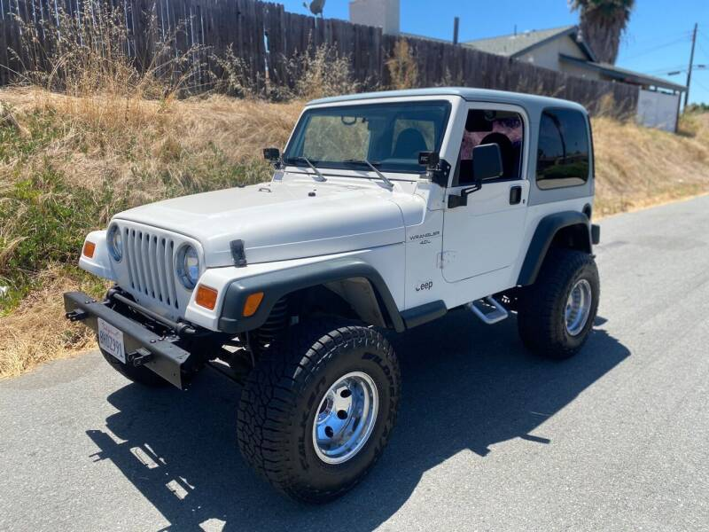 1997 Jeep Wrangler for sale at Elite Car Center in Spring Valley CA