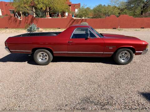 1972 Chevrolet El Camino for sale at AZ Classic Rides in Scottsdale AZ