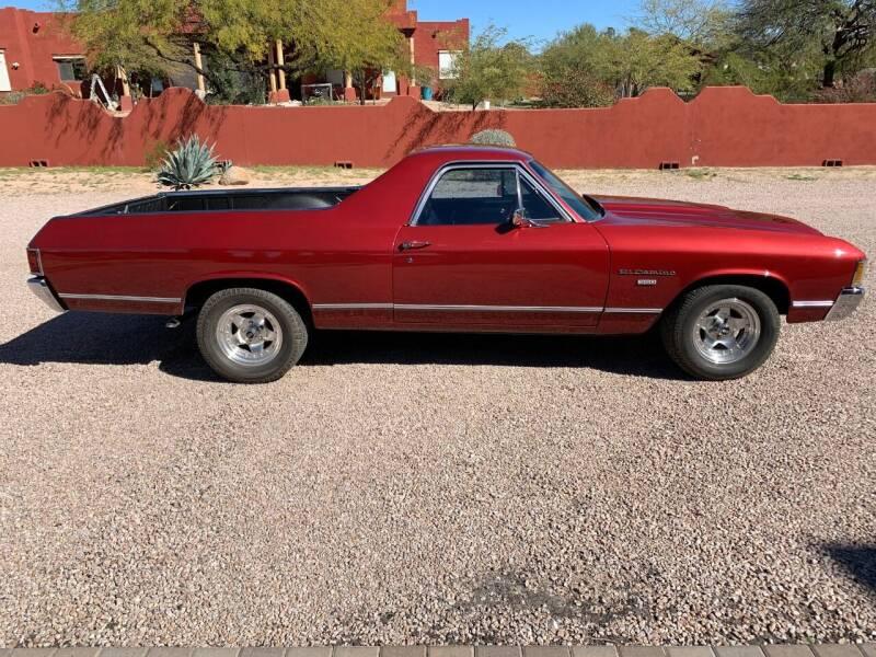 1972 Chevrolet El Camino for sale in Scottsdale, AZ