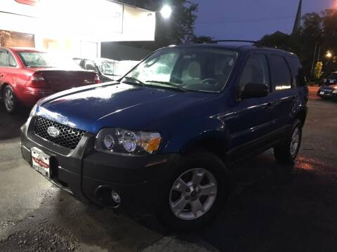 2007 Ford Escape for sale at Your Car Source in Kenosha WI