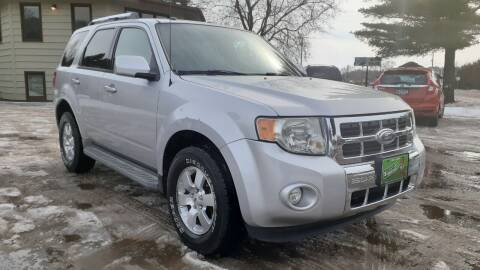 2010 Ford Escape for sale at Shores Auto in Lakeland Shores MN