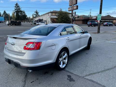 2011 Ford Taurus for sale at Car One Motors in Seattle WA