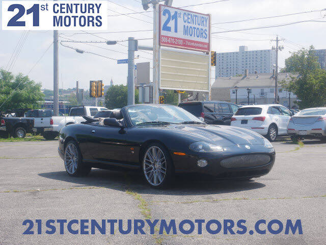 2006 Jaguar XKR for sale at 21st Century Motors in Fall River MA