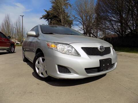 2009 Toyota Corolla for sale at A1 Group Inc in Portland OR