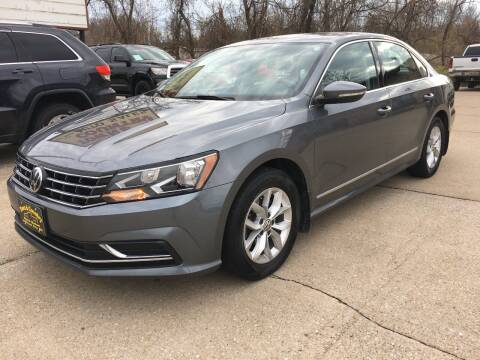 2017 Volkswagen Passat for sale at Town and Country Auto Sales in Jefferson City MO