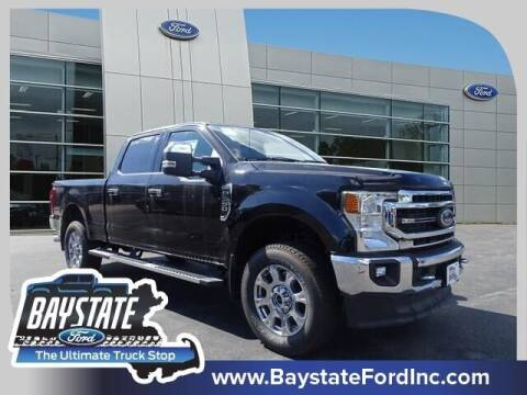 2021 Ford F-350 Super Duty for sale at Baystate Ford in South Easton MA
