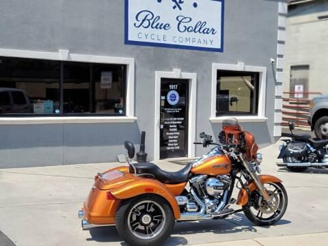 2015 Harley-Davidson Freewheeler FLRT for sale at Blue Collar Cycle Company in Salisbury NC