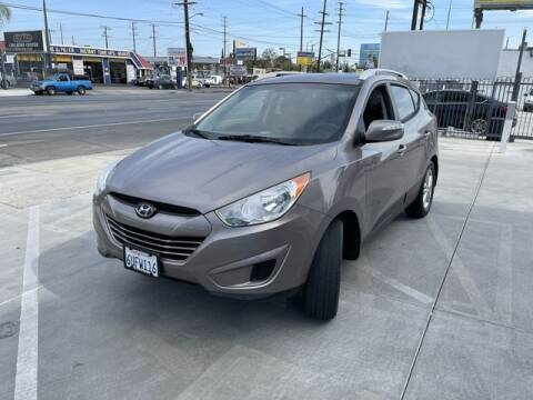 2012 Hyundai Tucson for sale at Hunter's Auto Inc in North Hollywood CA