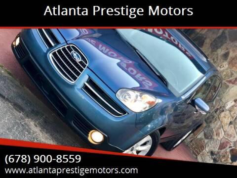 2006 Subaru B9 Tribeca for sale at Atlanta Prestige Motors in Decatur GA