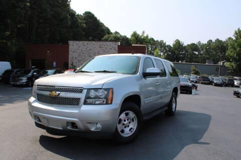 2010 Chevrolet Suburban for sale at Atlanta Unique Auto Sales in Norcross GA