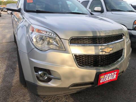 2012 Chevrolet Equinox for sale at Sonny Gerber Auto Sales in Omaha NE