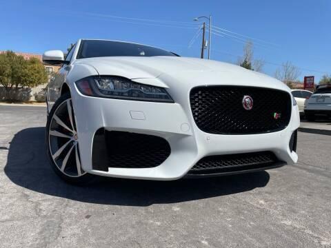 2017 Jaguar XF for sale at Boktor Motors in Las Vegas NV