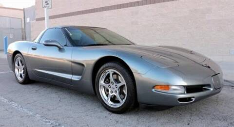 2004 Chevrolet Corvette for sale at West Coast Corvettes in Anaheim CA