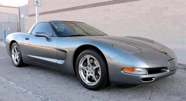 2004 Chevrolet Corvette for sale at West Coast Corvettes in Orange CA