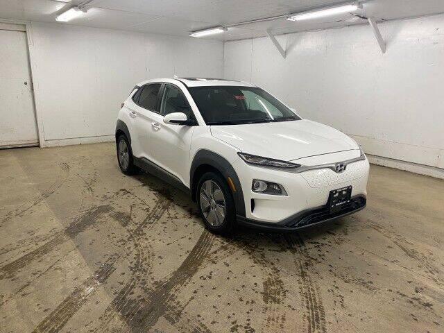 2021 Hyundai Kona EV for sale in Oneonta, NY