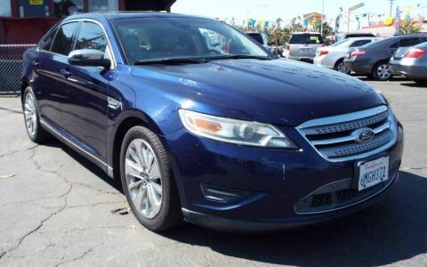 2011 Ford Taurus for sale at 559 Motors in Fresno CA