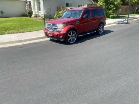 2007 Dodge Nitro for sale at California Auto Sales in Temecula CA