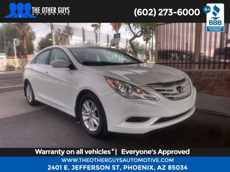 2012 Hyundai Sonata for sale in Phoenix, AZ