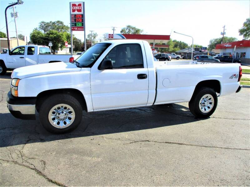 2006 Chevrolet Silverado 1500 for sale at Steffes Motors in Council Bluffs IA