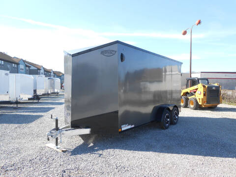 2022 Impact Shockwave 7x16 Aluminum for sale at Jerry Moody Auto Mart - Trailers in Jeffersontown KY