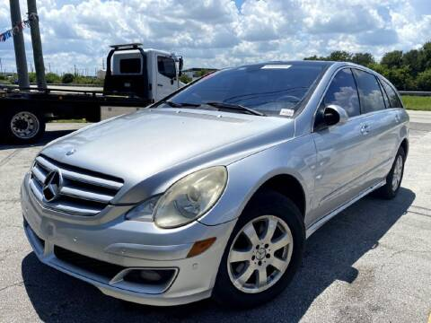 2007 Mercedes-Benz R-Class for sale at ROCKLEDGE in Rockledge FL