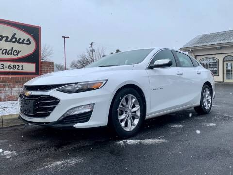2020 Chevrolet Malibu for sale at Columbus Car Trader in Reynoldsburg OH