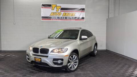 2008 BMW X6 for sale at TT Auto Sales LLC. in Boise ID