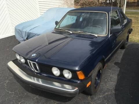 1983 BMW 3 Series for sale at Classic Car Deals in Cadillac MI