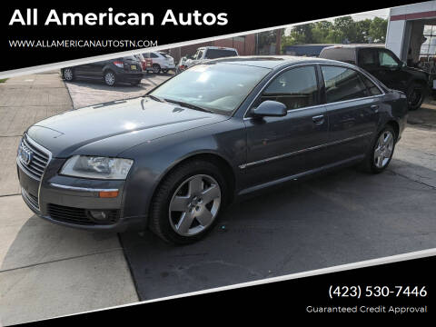 2007 Audi A8 L for sale at All American Autos in Kingsport TN