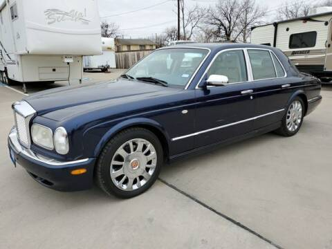 2004 Bentley Arnage for sale at Kell Auto Sales, Inc in Wichita Falls TX