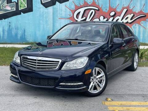 2014 Mercedes-Benz C-Class for sale at Palermo Motors in Hollywood FL
