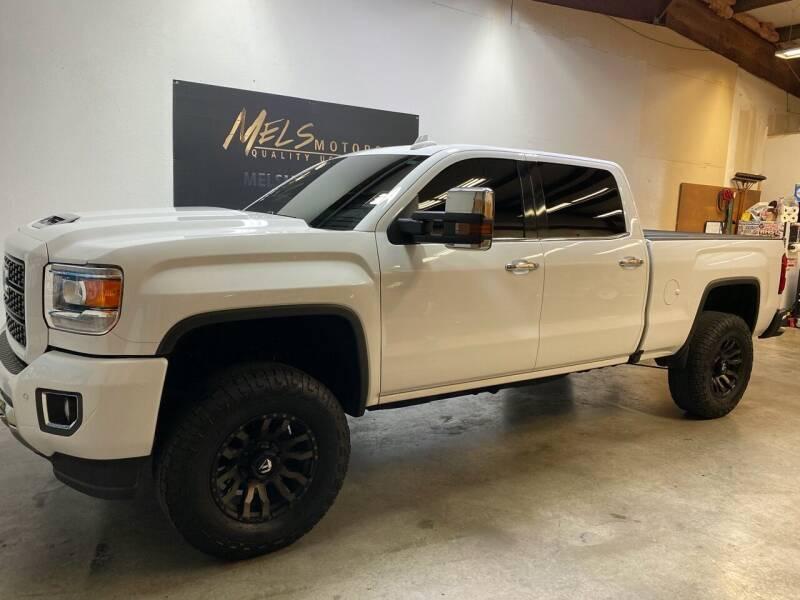 2019 GMC Sierra 3500HD for sale at Mel's Motors in Nixa MO