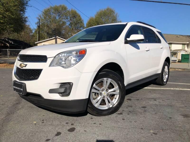 2013 Chevrolet Equinox for sale at Atlas Auto Sales in Smyrna GA