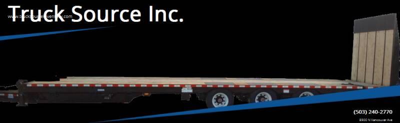 2021 Raja Tag Rear Loader Tilt Loader for sale at Truck Source Inc. in Portland OR