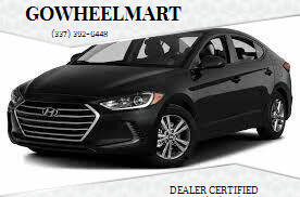 2017 Hyundai Elantra for sale at GOWHEELMART in Leesville LA