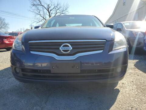 2009 Nissan Altima for sale at RMB Auto Sales Corp in Copiague NY