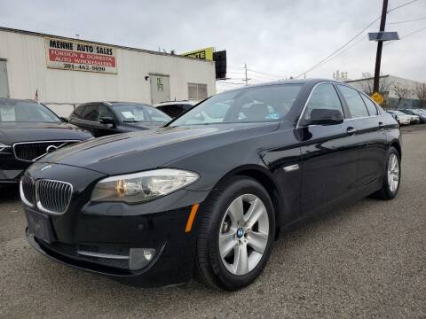 2011 BMW 5 Series for sale at MENNE AUTO SALES in Hasbrouck Heights NJ