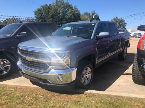 2016 Chevrolet Silverado 1500 for sale at Greg's Auto Sales in Poplar Bluff MO