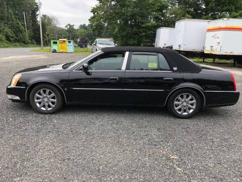 2008 Cadillac DTS for sale at Perrys Auto Sales & SVC in Northbridge MA